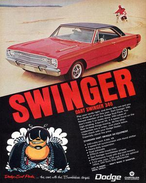 Dodge Dart Swinger 340