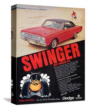Dodge Dart Swinger 340
