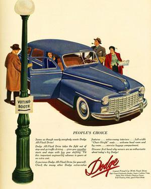 Dodge - People's Choice