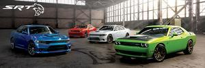 Dodge- SRT Hellcats Collection