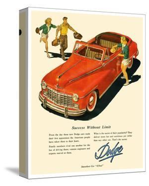 Dodge - Success Without Limit