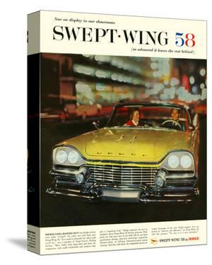 Dodge Swept Wing 58