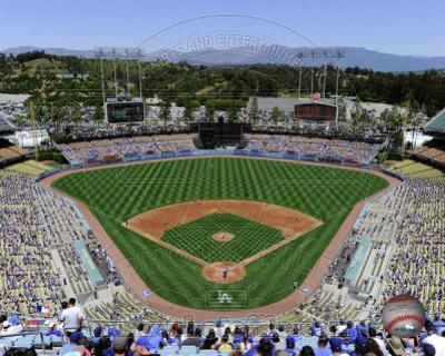 Dodger Stadium 2011