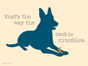Cookie Crumbles by Dog is Good