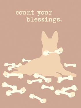 Count Blessings - Brown Version by Dog is Good