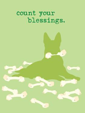 Count Blessings - Green Version by Dog is Good