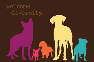 Diversity - Darker Version by Dog is Good