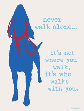 Never Walk - Patriot Version