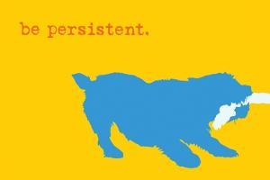 Persistent - Yellow Version by Dog is Good