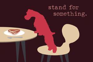 Stand - Darker Version by Dog is Good