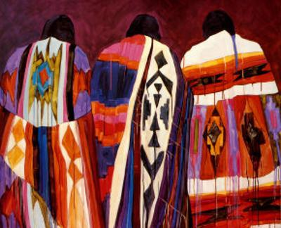 Council, 1991 by Dolona Roberts