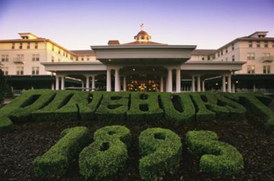 Carolina Hotel Entrance