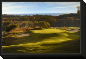 Crystal Downs Country Club, deep bunkers by Dom Furore