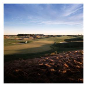 Long Island National Golf Club, Hole 3 by Dom Furore