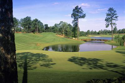 Pinehurst Golf Course No. 4, Hole 4