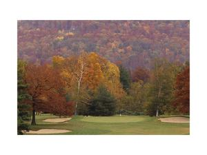 Taconic Golf Club, Hole 15 by Dom Furore
