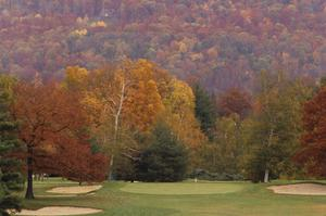 Taconic Golf Club, Hole 15 by Dom Furore