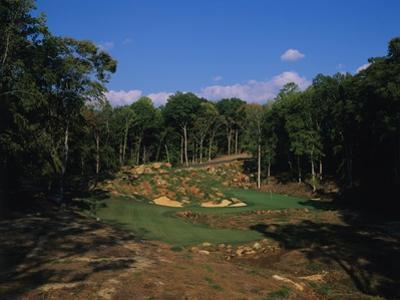 Tot Hill Farm Golf Club, Hole 6
