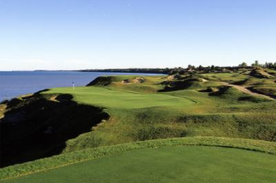 Whistling Straits Golf Club Irish Course, Hole 12