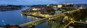 Dom Luis I Bridge, Oporto, Portugal