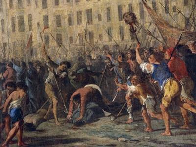 Killing of Father Giuseppe Carafa, July 10, 1647