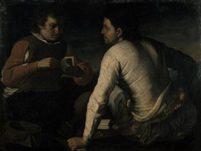 The Gamblers, before 1665
