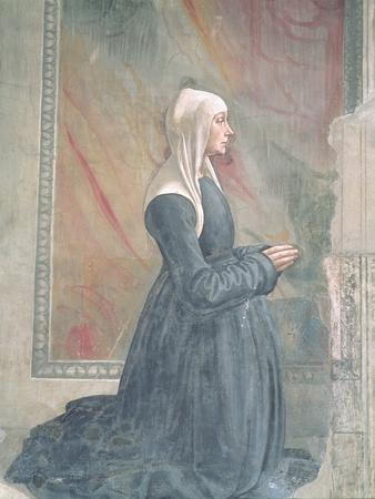 Portrait of a Female Member of the Sassetti Family