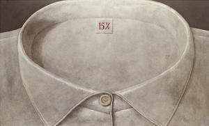 Girocollo 15-1/2, c.1966 by Domenico Gnoli