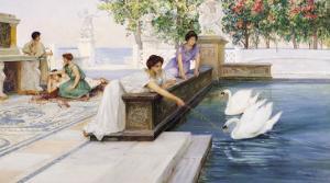 Grace and Beauty by Domenico Pennacchini