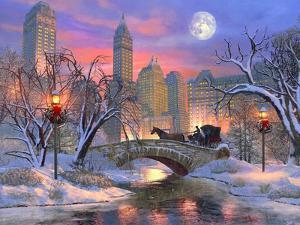 Central Park Ride by Dominic Davison
