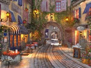 French Walkway (Variant 1) by Dominic Davison