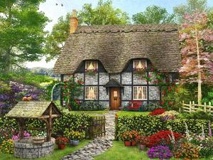 Meadow Cottage by Dominic Davison