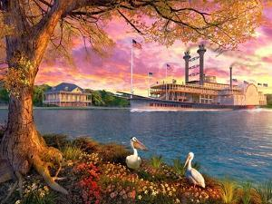 Mississippi Queen by Dominic Davison