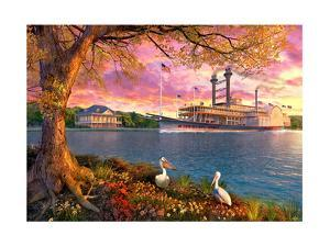 Mississippi Queen by Dominic Davison