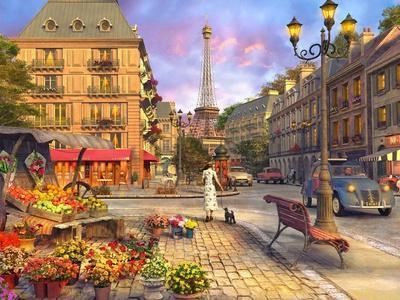 Paris Life (Variant 1)