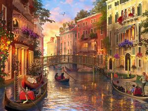 Sunsetinvenice by Dominic Davison