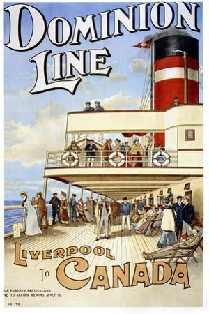 Dominion Line Liverpool