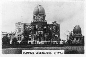 Dominion Observatory, Ottawa, Ontario, Canada, C1920S