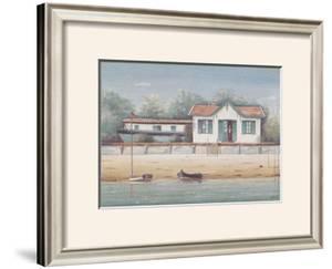 Maison de Vacances I by Dominique Perotin