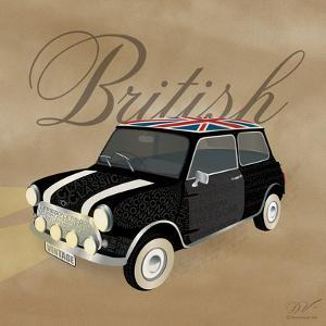 Best of British Black Mini by Dominique Vari