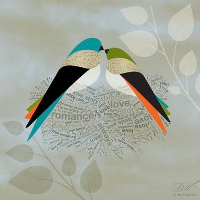 Birds Life - Love Nest
