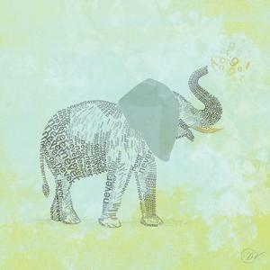 Elephant Never Forgets by Dominique Vari