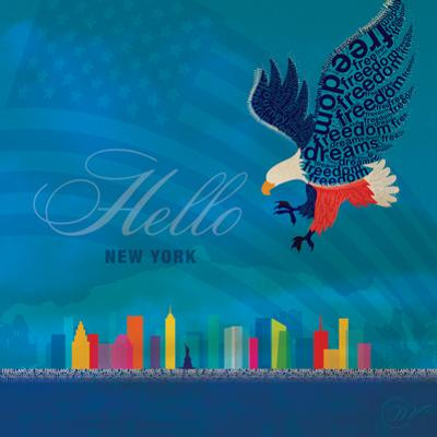 New York - Eagle
