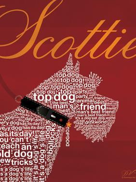 Top Dog Scottie by Dominique Vari