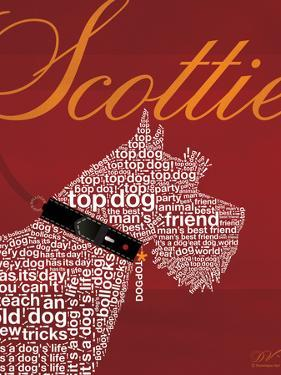 Top Dog Scottie by Dominique Vari