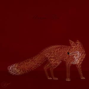 Urban Fox - Red by Dominique Vari