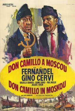 Don Camillo in Moscow - Belgian Style
