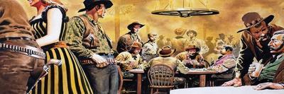 Wild West Saloon