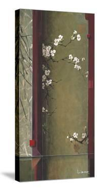 Blossom Tapestry I by Don Li-Leger