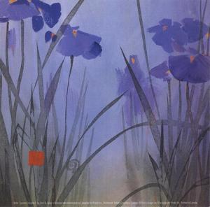 Garden Delights I by Don Li-Leger